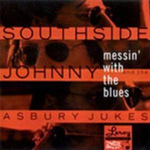 Cover - Southside Johnny & The Asbury Jukes: Messin' With The Blues