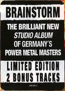 Brainstorm: On The Spur Of The Moment (CD) - Bild 4