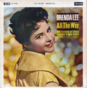 Cover - Brenda Lee: All The Way