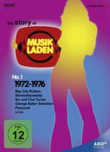 Cover - Bill Amesbury: Story Of Musikladen No. 1 1972-1976, The