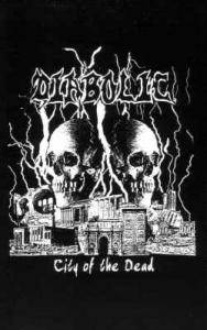 Cover - Diabolic: City Of The Dead