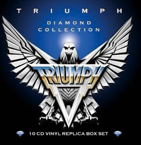 Triumph: Diamond Collection - Cover