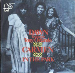 Cover - Tony Orlando & Dawn: Carmen