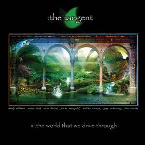 The Tangent: World That We Drive Through, The - Cover