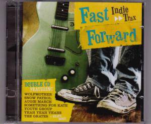Cover - Starky: Fast Forward >> Indie Trax