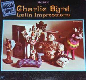 Cover - Charlie Byrd: Latin Impressions