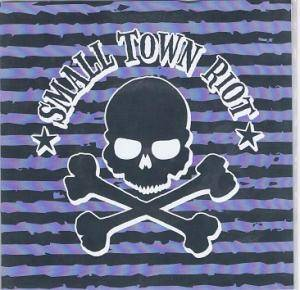 Small Town Riot: Skulls & Stripes - Cover