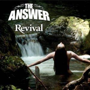 Cover - Answer, The: Revival