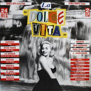 Cover - Fahrenheit 104: Dolce Vita - Dance Hits From Italy, La