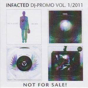 Cover - Torul: Infacted DJ Promo Vol. 1/2011
