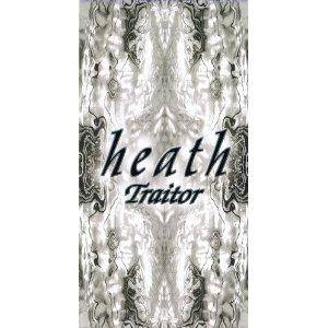 Cover - Heath: Traitor