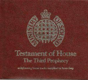 Cover - Bah Samba: Testament Of House - The Third Prophecy
