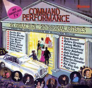 Command Performance - Cover
