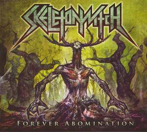 Cover - Skeletonwitch: Forever Abomination