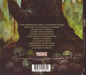 Skeletonwitch: Forever Abomination (CD) - Bild 2