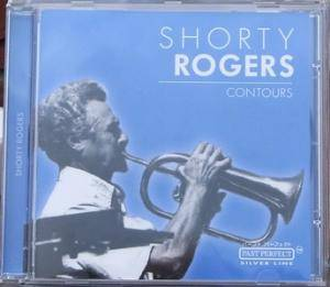 Shorty Rogers: Contours - Cover