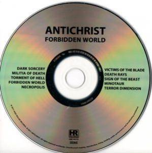 Antichrist: Forbidden World (CD) - Bild 4