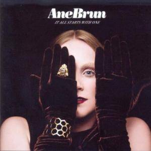 Cover - Ane Brun: It All Starts With One