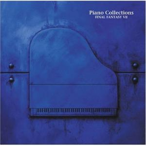 Nobuo Uematsu: Final Fantasy VII - Piano Collections - Cover
