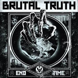Cover - Brutal Truth: End Time