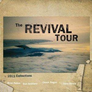 Brian Fallon: Revival Tour - 2011 Collections, The - Cover
