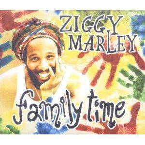 Ziggy Marley: Family Time - Cover