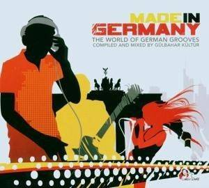 Cover - RotFront: Made In Germany - The World Of German Grooves