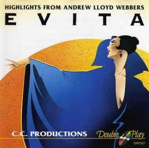 Andrew Lloyd Webber: Highlights From Andrew Lloyd Webbers Evita (CD) - Bild 1