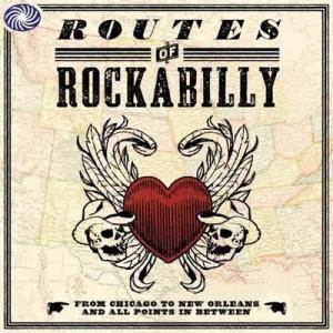 Cover - Zeb Turner: Routes Of Rockabilly