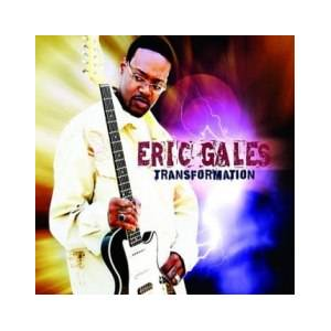 Cover - Eric Gales: Transformation