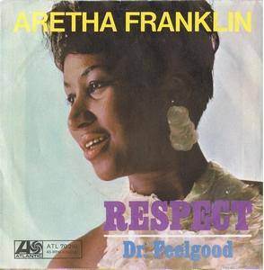 Cover - Aretha Franklin: Respect