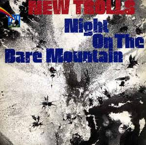 Cover - New Trolls: Night On The Bare Mountain