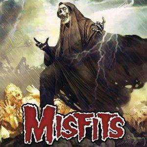 Misfits: Devil's Rain, The - Cover
