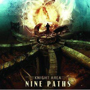 Knight Area: Nine Paths - Cover