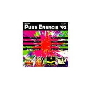 Cover - Chariff: Pure Energie '92