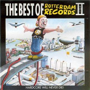 Cover - Ultimate Seduction, The: Best Of Rotterdam Records Vol. 2, The