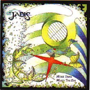 Cover - Jadis: More Than Meets The Eye