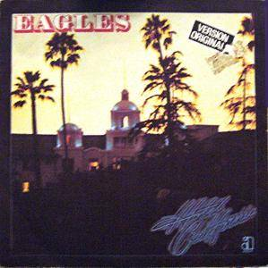 Eagles: Hotel California - Cover