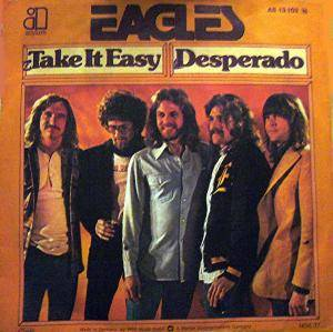 Cover - Eagles: Take It Easy