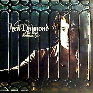 Neil Diamond: Tap Root Manuscript - Cover