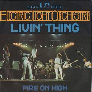 Electric Light Orchestra: Livin' Thing - Cover