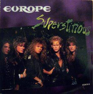 Europe: Superstitious - Cover