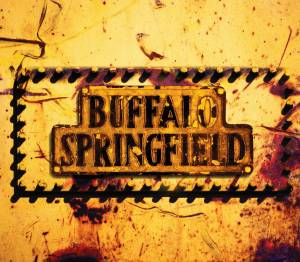 Cover - Buffalo Springfield: Box Set