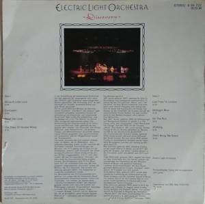 Electric Light Orchestra: Discovery (LP) - Bild 2