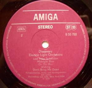 Electric Light Orchestra: Discovery (LP) - Bild 4