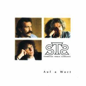 S.T.S.: Auf A Wort - Cover