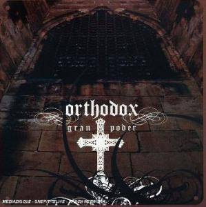 Orthodox: Gran Poder - Cover