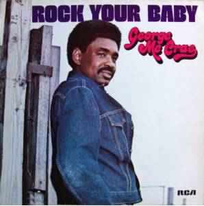 Cover - George McCrae: Rock Your Baby