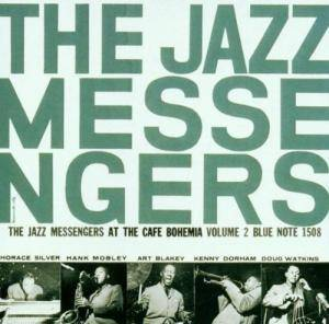 The Jazz Messengers: At The Cafe Bohemia Volume 2 - Cover