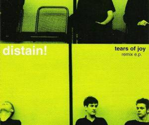Cover - !distain: Tears Of Joy Remix E.P.